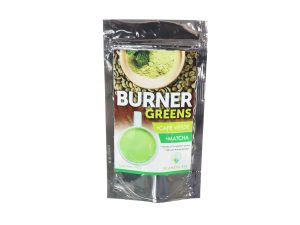 Burner greens (Quemador de Grasa Natural y Saludable)