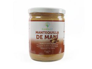 Mantequilla de Maní