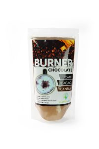BURNER CHOCOLATE FRENTE