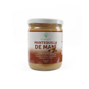 MANTEQUILLA DE MANI CRUNCHY 430