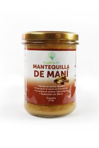 MANTEQUILLA DE MANI CRUNCHY